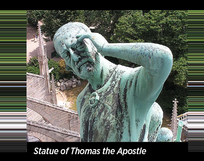 Statue of Thomas the Apostle