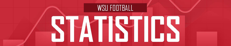 2019 WSU Football Statistics